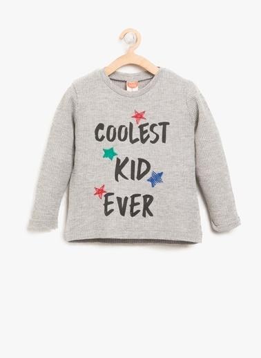 Koton Kids Koton T-Shirt Gri